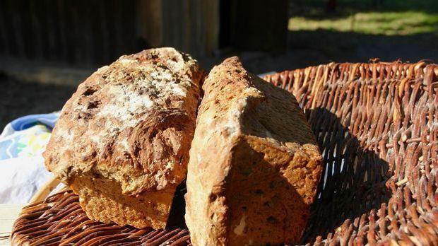 Verzichten Sie auf glutenhaltiges Brot. Informieren Sie sich am besten über B...