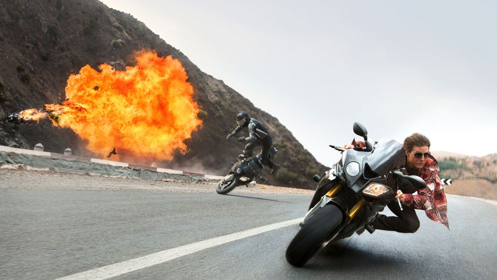 Mission: Impossible - Rogue Nation - Bildquelle: Bo Bridges 2015 PARAMOUNT PICTURES. ALL RIGHTS RESERVED. / Bo Bridges