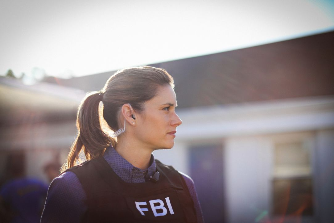 Special Agent Maggie Bell (Missy Peregrym) - Bildquelle: Michael Greenberg 2019 CBS Broadcasting, Inc. All Rights Reserved. / Michael Greenberg