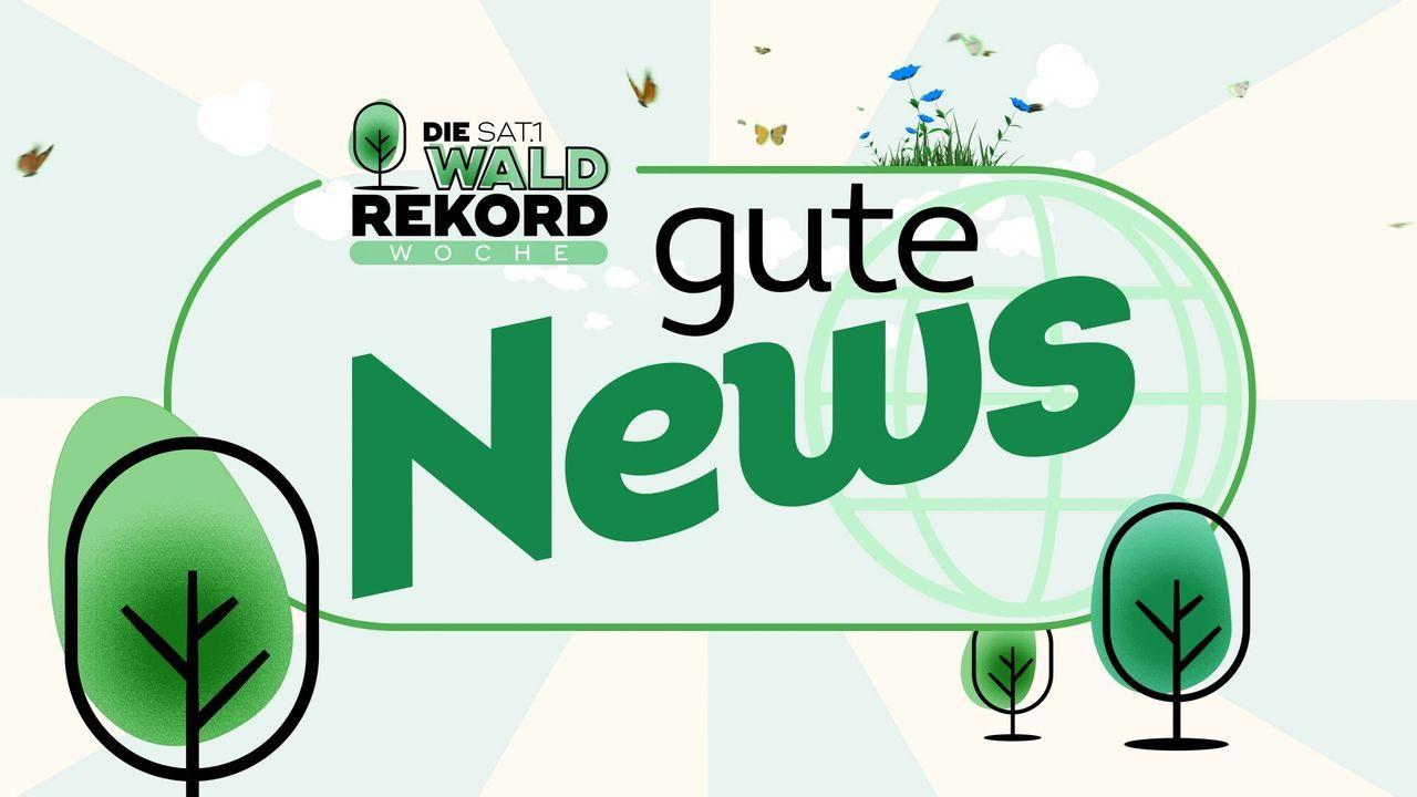 Gute News - Logo - Bildquelle: SAT.1