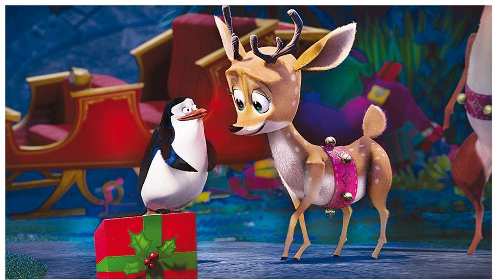 Madagascar Special: Mad Santa - Bildquelle: United International Pictures (UIP)