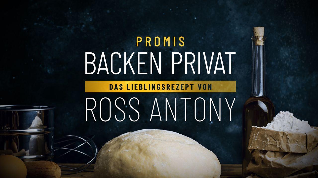Promis backen privat - Das Lieblingsrezept von Ross Antony - Logo - Bildquelle: SAT.1