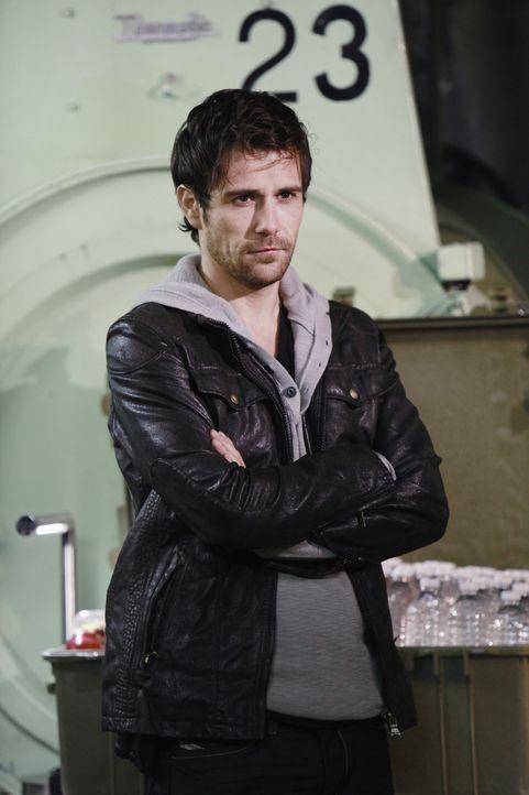 Mick Rawson (Matt Ryan), ein Kollege aus einer anderen Einheit der BAU, ist bei der Lösung eines neuen Falles behilflich ... - Bildquelle: Touchstone Television