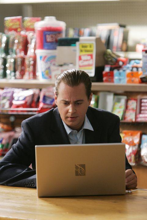 Ein neuer Fall in Gibbs Heimat wartet auf McGee (Sean Murray) und seine Kollegen ... - Bildquelle: CBS Television