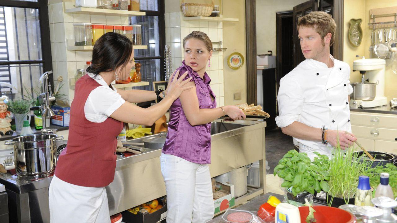 08-Anna-und-die-Liebe-Folge-318-Sat1-Claudius-Pflug - Bildquelle: SAT.1 Fotograf: Claudius Pflug