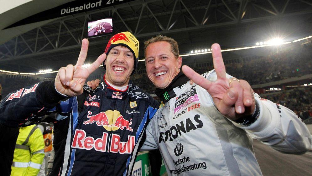 Race of Champions 2011 (1) - Bildquelle: SAT.1/Race of Champions
