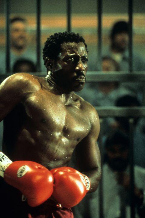 Knastbruder Monroe Hutchens' (Wesley Snipes) großer Traum ist es, einmal gegen einen Gegner aus der großen Boxwelt zu kämpfen, was aber ziemlich... - Bildquelle: Miramax Films