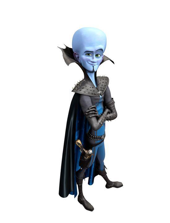 Megamind hatte eigentlich geplant einen neuen Superhelden zu erschaffen, um sein Bösewicht-Dasein wieder ausleben zu können, doch schließlich geh... - Bildquelle: MEGAMIND TM &   2012 DreamWorks Animation LLC. All Rights Reserved.