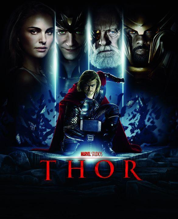 THOR - Artwork - Bildquelle: 2011 MVLFFLLC. TM &   2011 Marvel. All Rights Reserved.