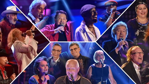 The Voice Senior - The Voice Senior - Staffel 2 Episode 3: Sing Offs