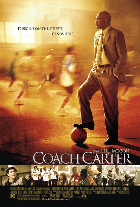 Coach Carter - Bildquelle: CBS International Television