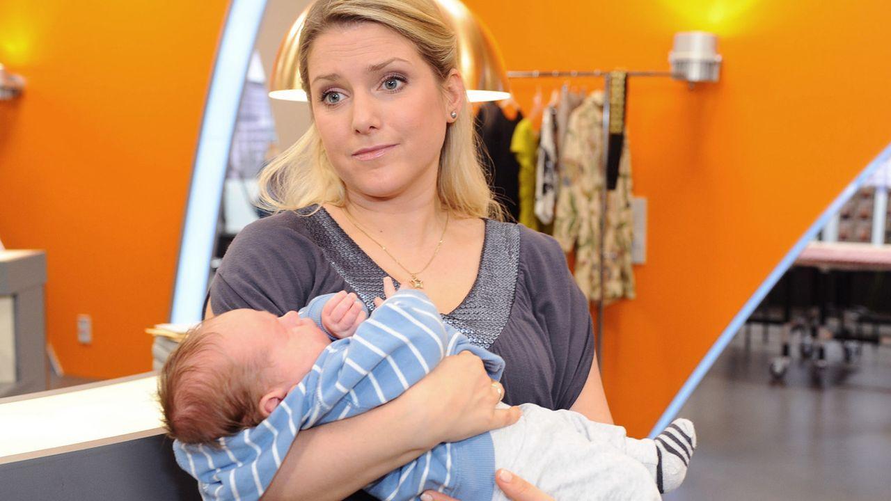 Anna-und-die-Liebe-Folge-694-02-Sat1-Oliver-Ziebe - Bildquelle: SAT.1/Oliver Ziebe
