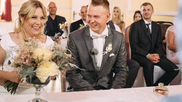 Hochzeit Auf Den Ersten Blick - Hochzeit Auf Den Ersten Blick - Staffel 6 Episode 3: Nicole Und David - Wenn Wünsche In Erfüllung Gehen