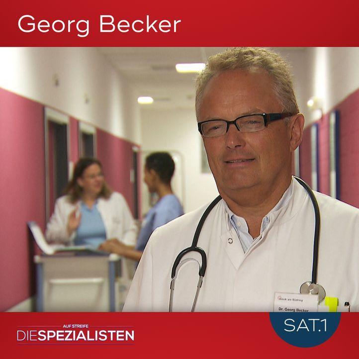 Georg Becker - Bildquelle: SAT.1