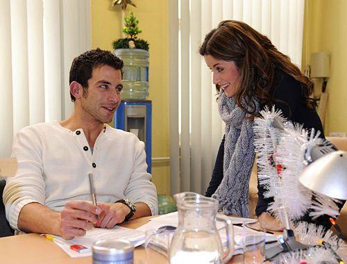 Trotz seiner Zuneigung für Karin hat Michael noch Gefühle für Bea ... - Bildquelle: Christoph Assmann - Sat1
