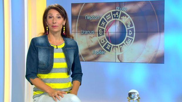 fruehstuecksfernsehen-kirsten-hanser-astrologie-25062012 - Bildquelle: SAT.1