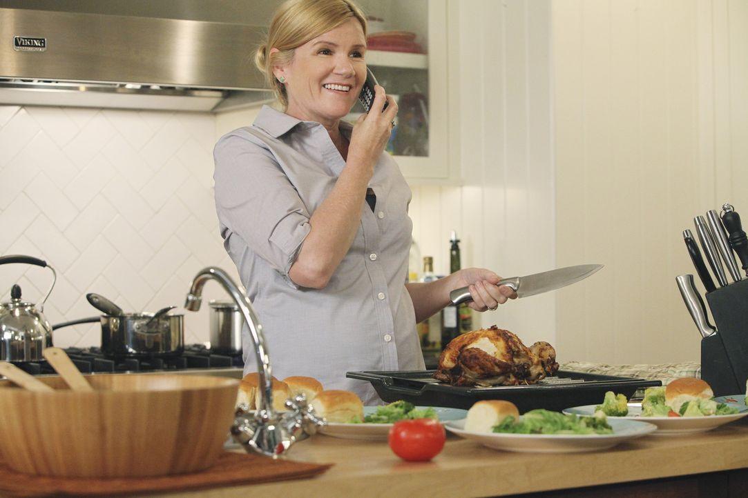Ahnt nicht, dass ihr letztes Stündchen bald geschlagen hat: Nancy Riverton (Mare Winningham) ... - Bildquelle: ABC Studios