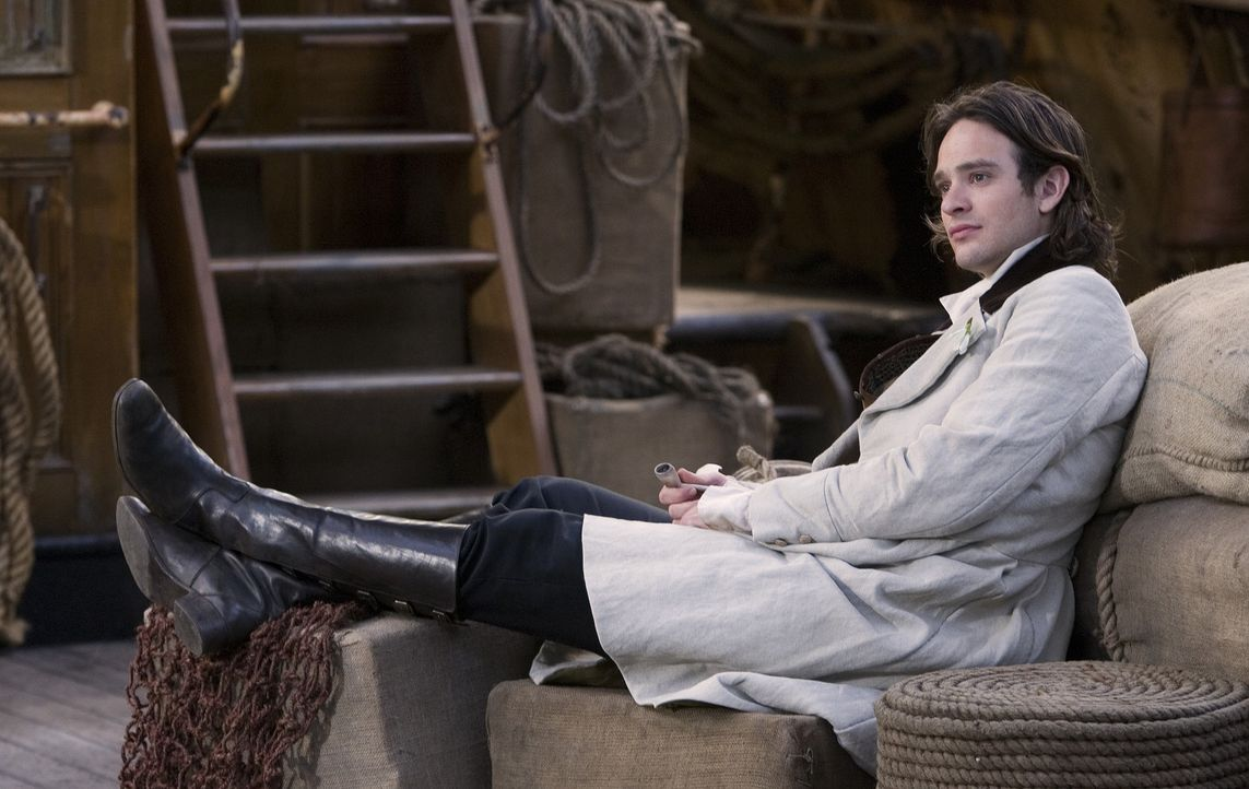 Tristan (Charlie Cox) beginnt an seinen Gefühlen zu zweifeln: Eigentlich gehört sein Herz der Dorfschönheit Victoria, doch die Sternschnuppe Yvai... - Bildquelle: 2006 Paramount Pictures. All Rights Reserved.