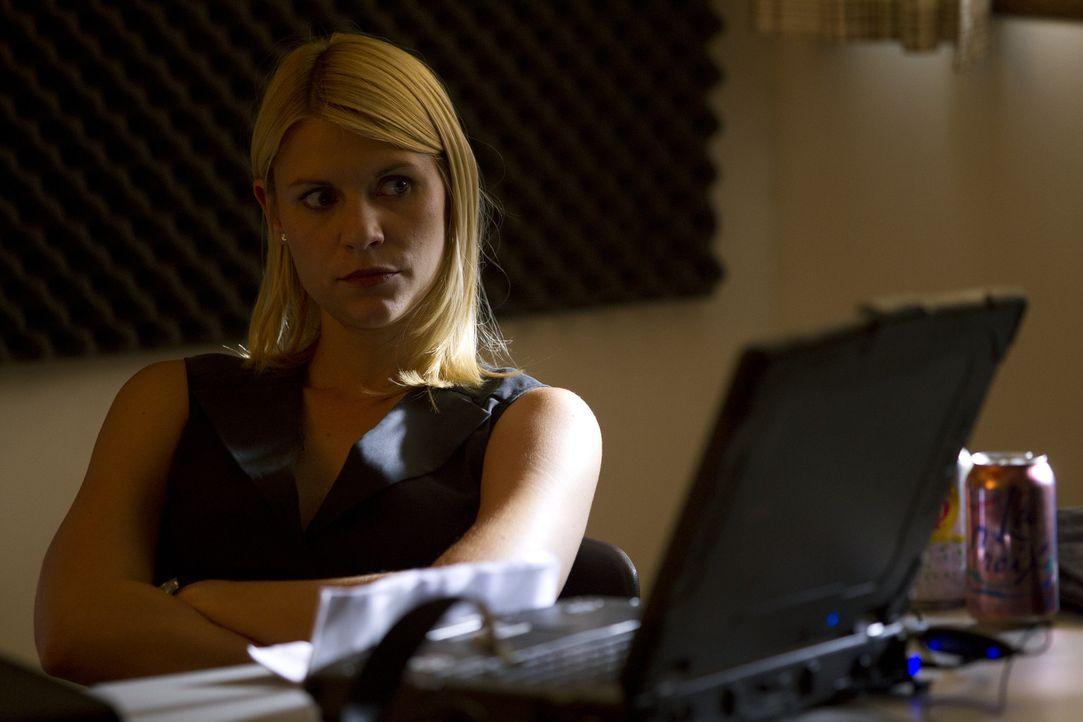 Carrie (Claire Danes) baut darauf, einem inhaftierten Terroristen Informationen über Brodys Verbindung zu Abu Nazir entlocken zu können ... - Bildquelle: 2011 Twentieth Century Fox Film Corporation. All rights reserved.
