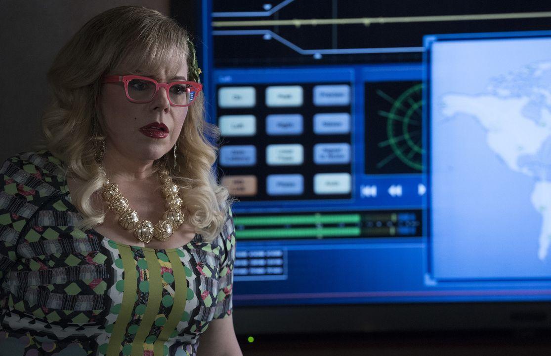Um den Mörder zu überführen, muss Penelope (Kirsten Vangsness) erst eine komplizierte Nachricht entziffern ... - Bildquelle: Cliff Lipson ABC Studios