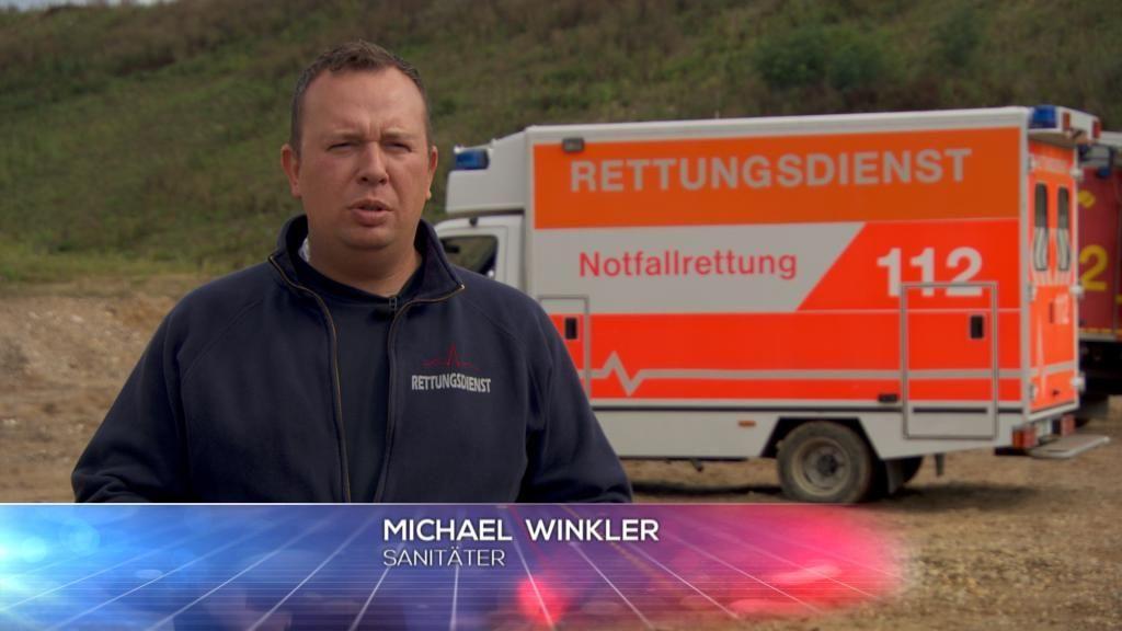 Sanit+ñter - Michael Winkler - Bildquelle: SAT.1