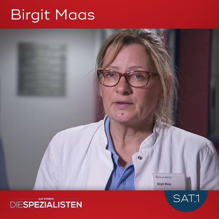 Birgit Mass - Bildquelle: SAT.1