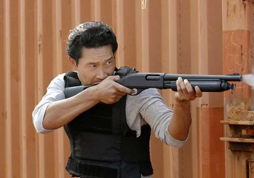 Im Kampf gegen das organisierte Verbrechen: Chin (Daniel Dae Kim) - Bildquelle: CBS Studios Inc