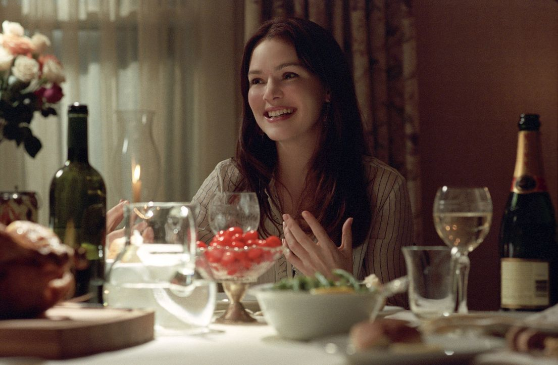 Eigentlich wäre Jenna (Jacinda Barrett) total glücklich. Sie hat einen tollen Freund und erwartet ein Baby. Doch dann beginnt ihr Freund sich imme... - Bildquelle: DreamWorks Pictures