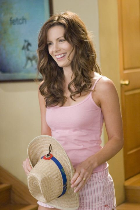 Michaels attraktive Frau Donna (Kate Beckinsale) merkt die Veränderung ihres Mannes, nur weiß sie nicht ob es gut oder schlecht ist ... - Bildquelle: Sony Pictures Television International. All Rights Reserved.