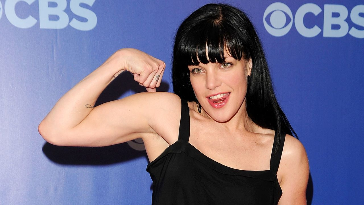 pauly-perrette-10-05-19-muskeln-body-getty-AFP - Bildquelle: getty-AFP