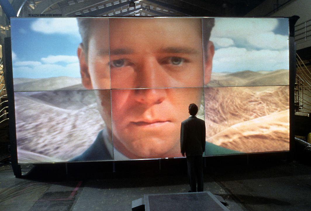 Scheint unbesiegbar zu sein: Serienkiller Sid 6.7 (Russell Crowe) ... - Bildquelle: Paramount Pictures