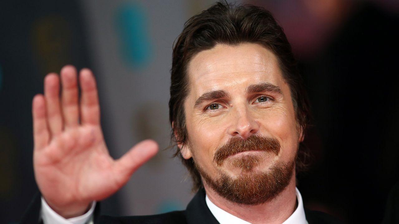 BAFTA-Christian-Bale-14-02-16-AFP - Bildquelle: AFP