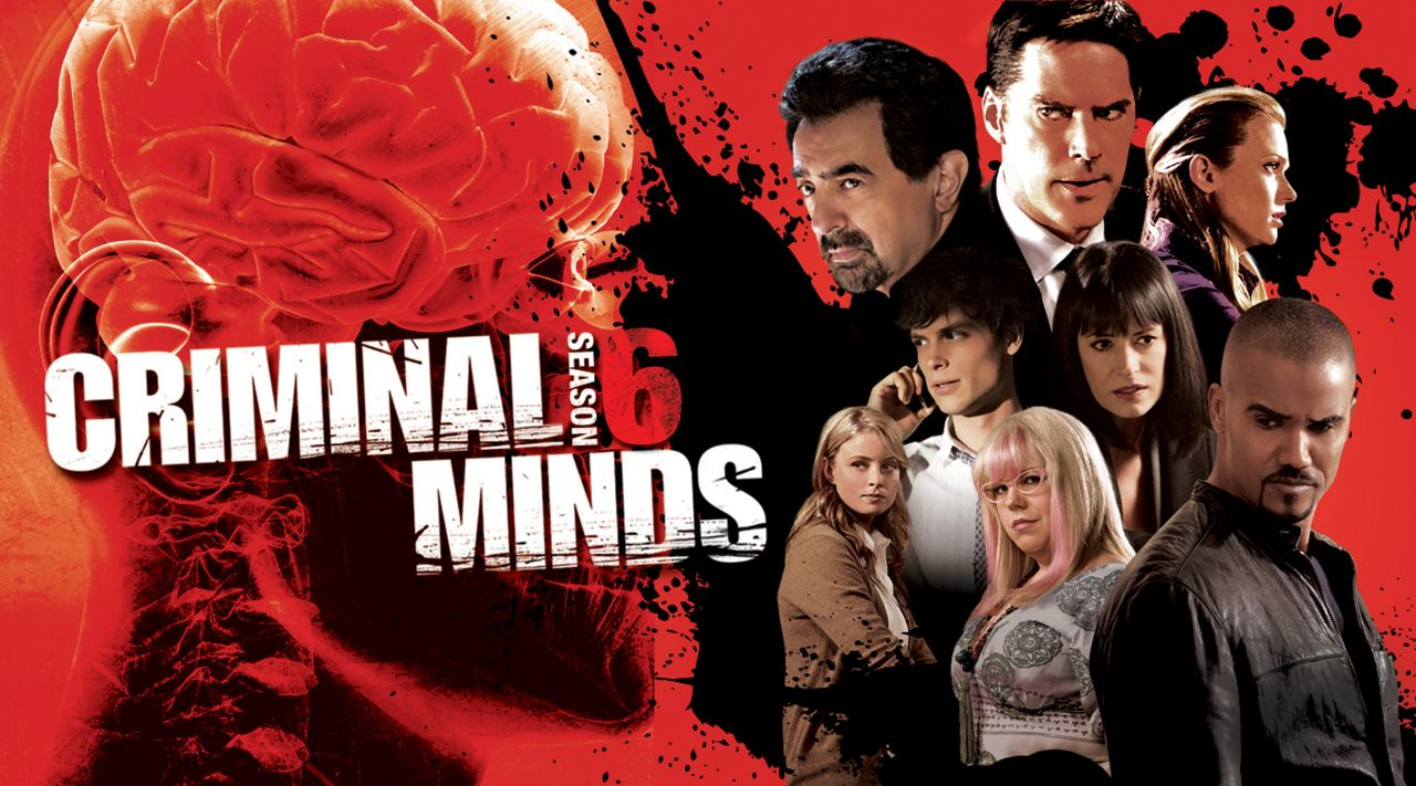 Criminal Minds - 06. Staffel - Artwork - Bildquelle: ABC Studios