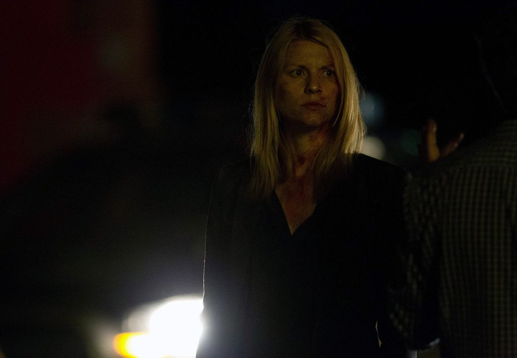 Auf sich allein gestellt versucht Carrie (Claire Danes) Abu Nazir im Tunnelsystem aufzuspüren, ein gefährliches Unterfangen ... - Bildquelle: 20th Century Fox International Television