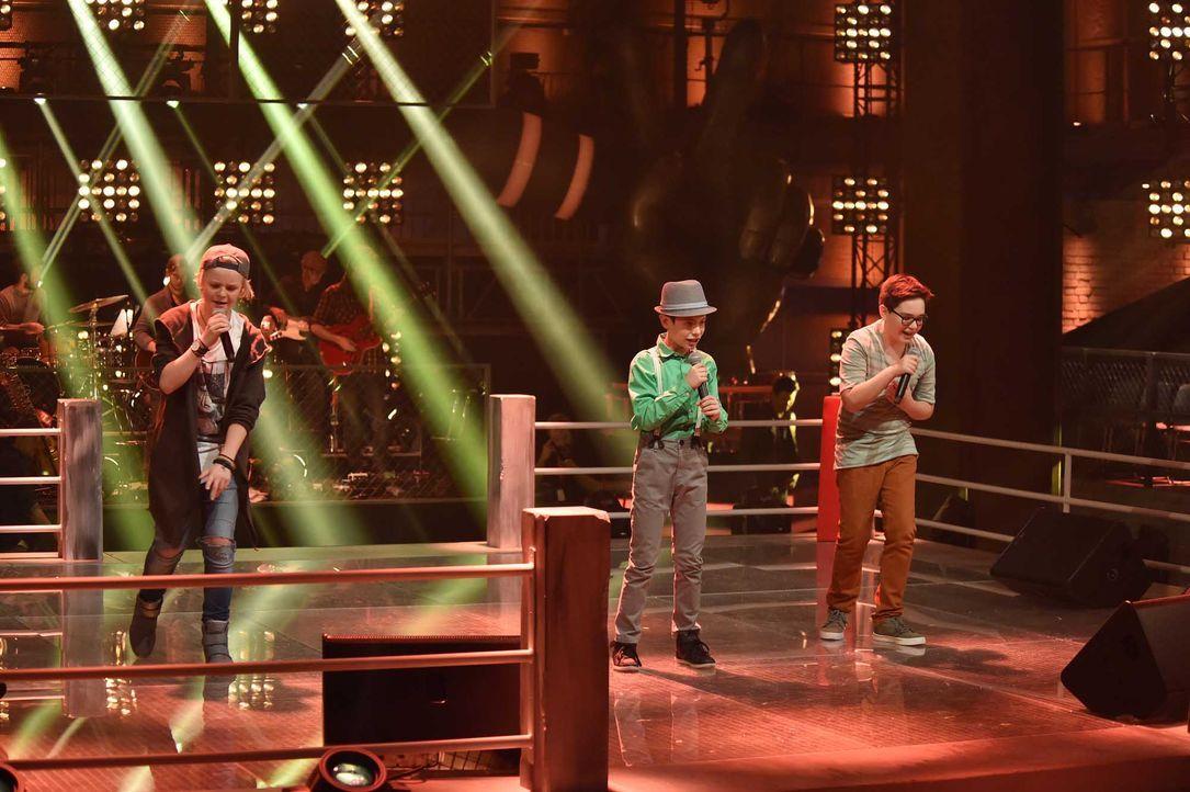 The-Voice-Kids-Stf04-Epi06-Auftritte-067-SAT1-André-Kowalski - Bildquelle: © SAT.1 / André Kowalski