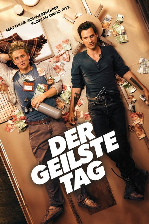 DER GEILSTE TAG - Artwork - Bildquelle: Warner Brothers