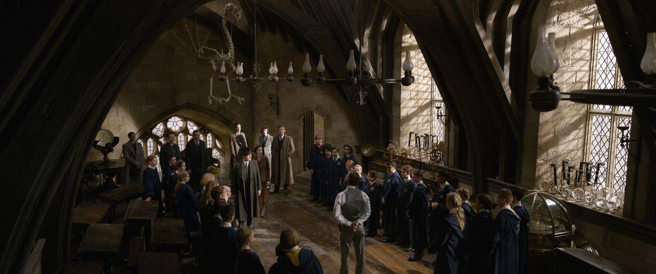 Phantastische Tierwesen 2: Grindelwalds Verbrechen - Bildquelle: 2018 Warner Bros. Entertainment Inc. Harry Potter and Fantastic Beasts Publishing Rights © J.K.R.