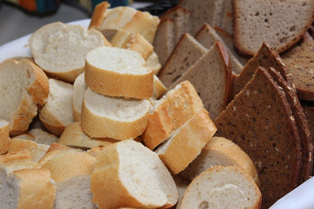 5. Eine Scheibe ToastAbends keine Kohlenhydrate? Von wegen! Wer nicht einsch...