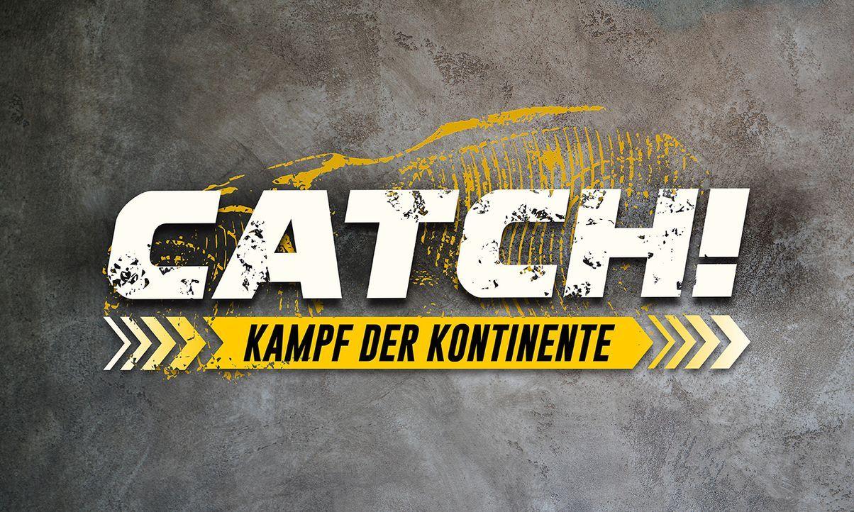 CATCH! Kampf der Kontinente 2021 - Logo - Bildquelle: SAT.1