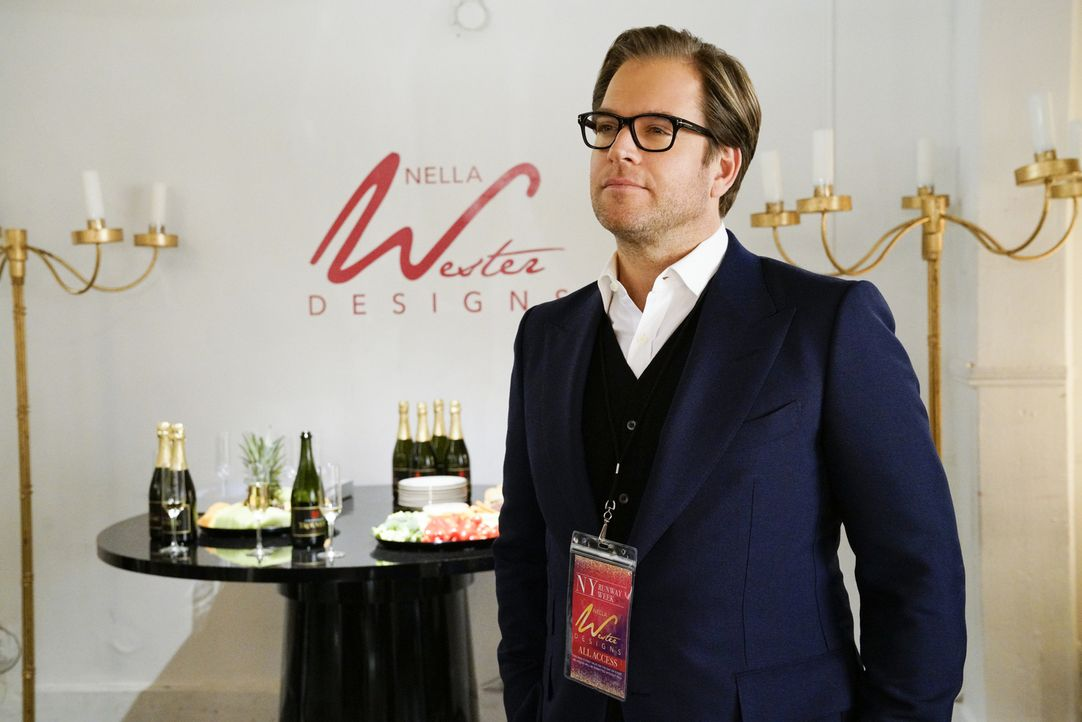 Ist zu Gast auf der New York Fashion Week und wird Zeuge eines Verbrechens: Jason Bull (Michael Weatherly). - Bildquelle: John Paul Filo 2017 CBS Broadcasting, Inc. All Rights Reserved.