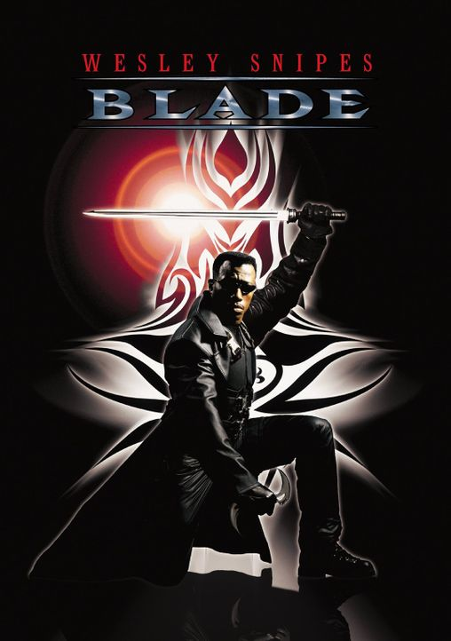 Blade - Artwork - Bildquelle: Warner Bros.