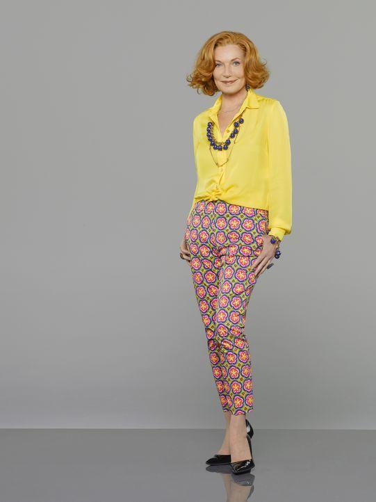 (7. Staffel) - Spricht nicht gern über ihr wahres Alter: Martha Rodgers (Susan Sullivan), die Mutter von Krimibuchautor Richard Castle ... - Bildquelle: ABC Studios