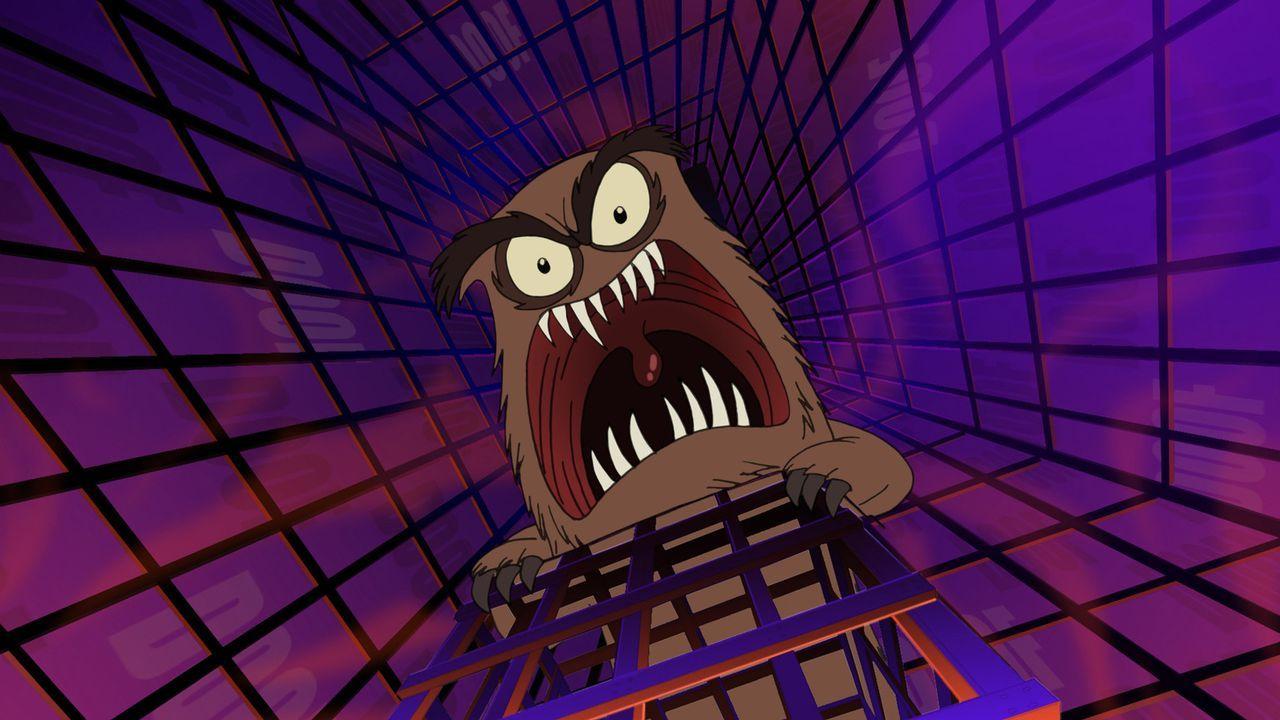In der 2. Dimension kämpfen Phineas und Ferb mit ihren Freunden gegen gefährliche Monster und bizarre Roboterarmeen ... - Bildquelle: Disney