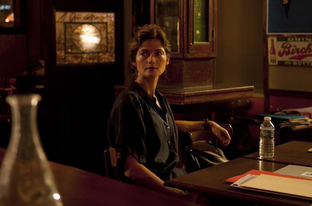 Karyn (Jill Hennessy) macht sich Sorgen um Kommissar Jo St-Clair. Wird ihn seine Vergangenheit einholen und in ein tiefes Loch stürzen? Sie versuch... - Bildquelle: Stéphanie Dupont Atlantique Productions