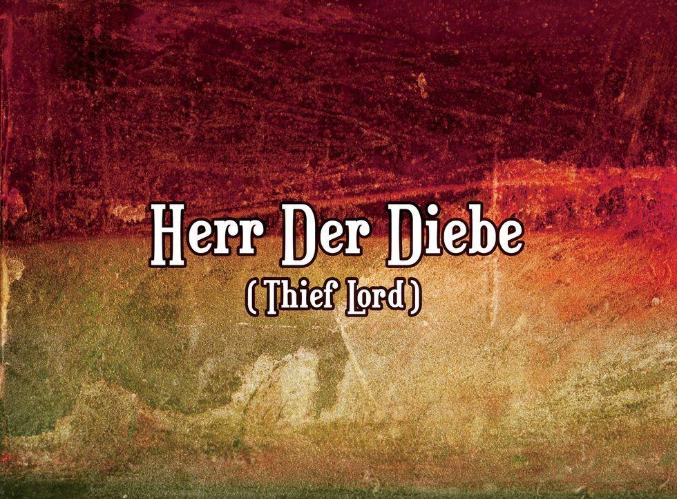 Herr Der Diebe - Logo ... - Bildquelle: Warner Brothers International Television Distribution Inc.