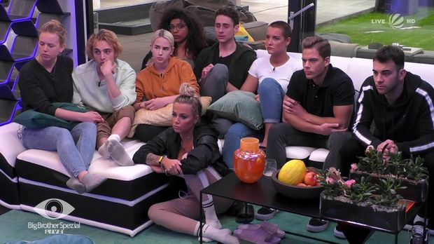 Big Brother - Big Brother - Folge 32: Schocknachricht Corona - Das Update Für Die Bewohner