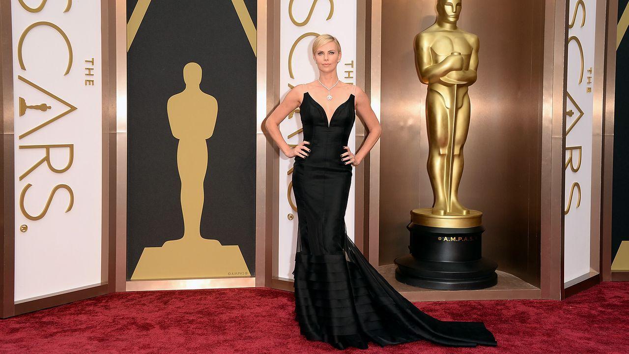 Charlize-Theron-14-03-02-getty-AFP - Bildquelle: getty-AFP