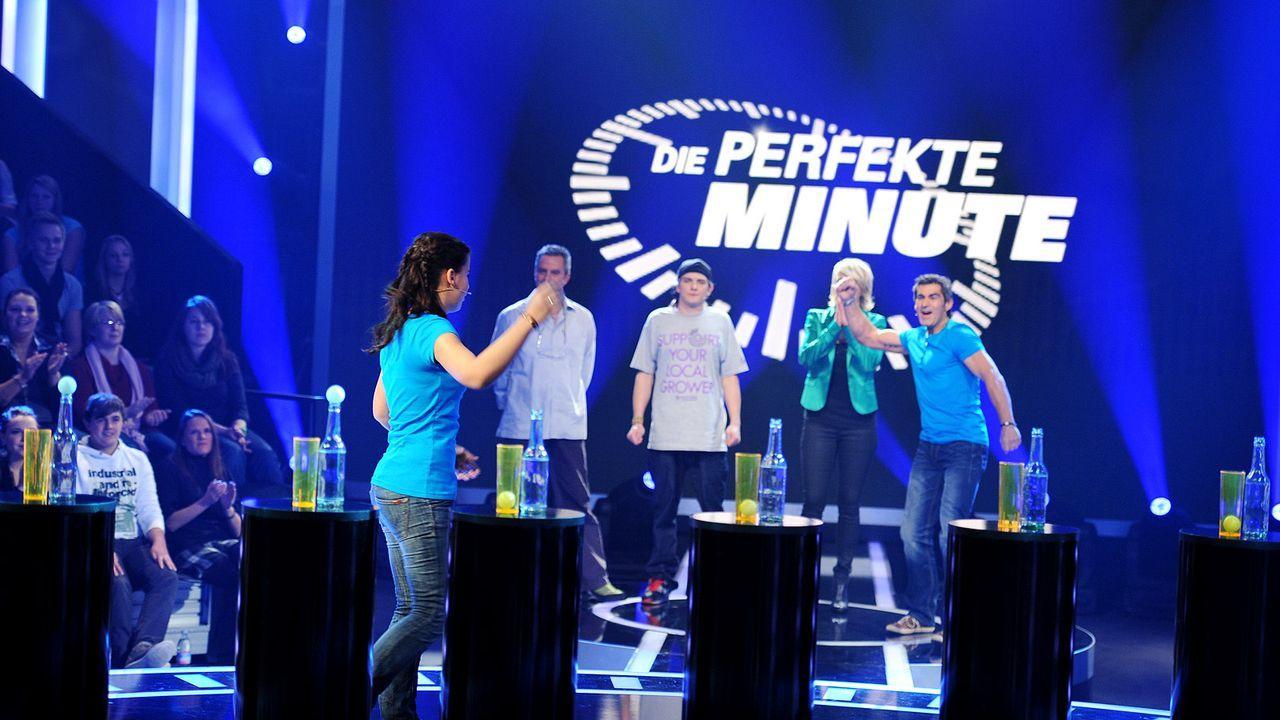 die-perfekte-minute-staffel03-120629-16-SAT1-Willi-Weber - Bildquelle: Willi Weber / SAT.1