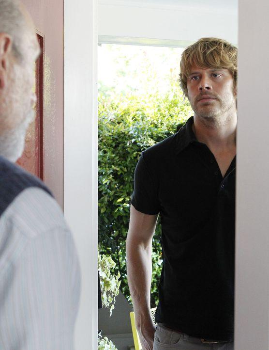 Ein neuer Fall beschäftigt Deeks (Eric Christian Olsen, r.) und seine Kollegen ... - Bildquelle: CBS Studios Inc. All Rights Reserved.