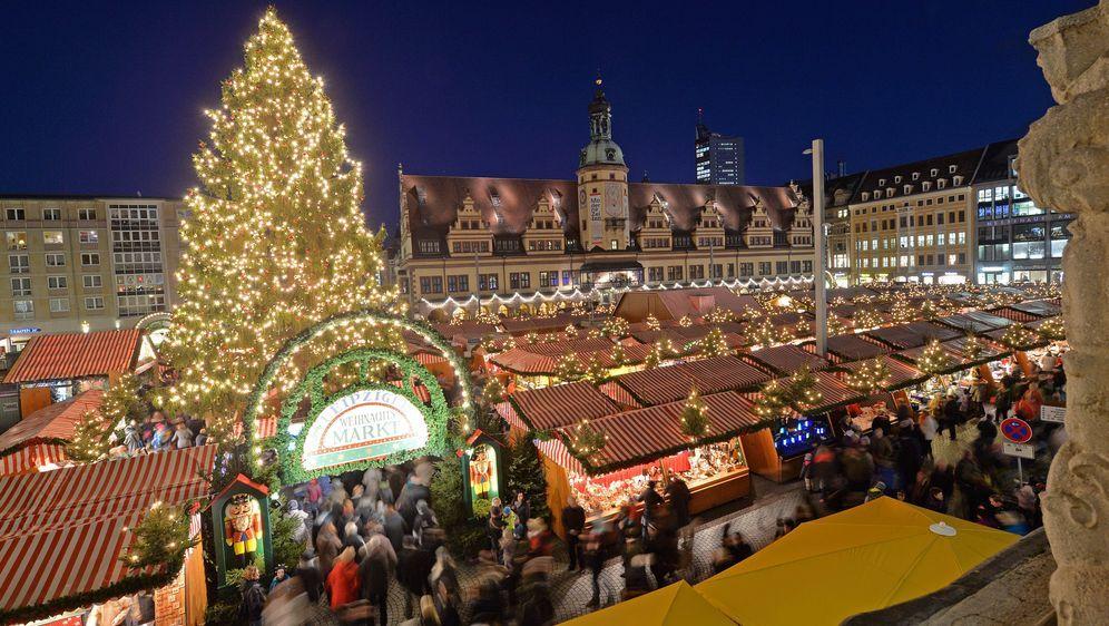 Leipziger Weihnachtsmarkt.Weihnachtsmarkt Leipzig Sat 1 Ratgeber
